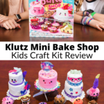 Klutz Mini Bake Shop Review