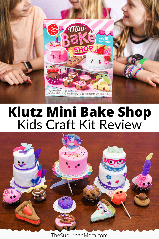 Klutz Mini Bake Shop Review