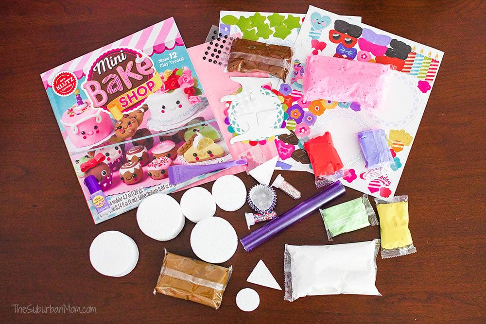 Kluz Mini Bake Shop Clay Craft Kit