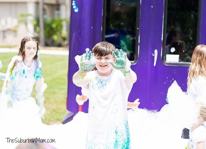 Best Kids Party Rental Orlando Florida