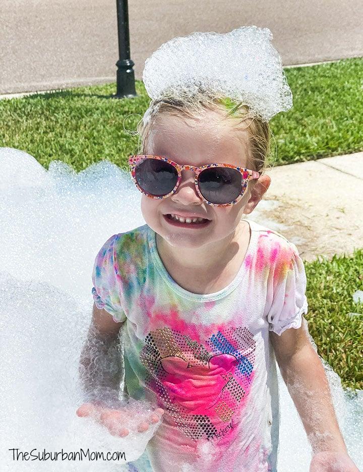 Bubble Party Idea