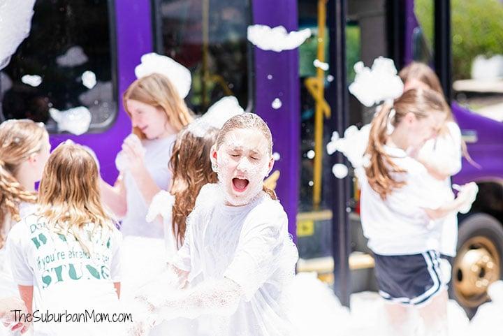 Bubble Party JBC Photography