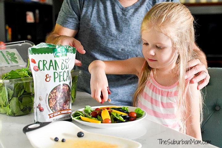Kids Summer - Help Make Dinner