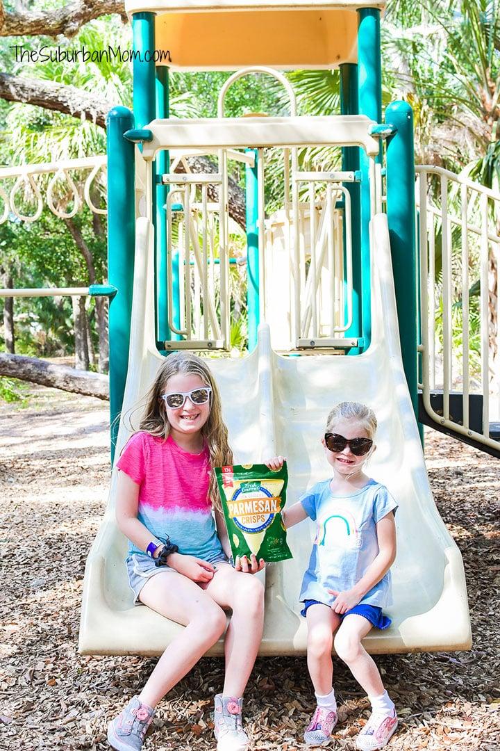 Summer Bucket Idea - Eat At Park 2