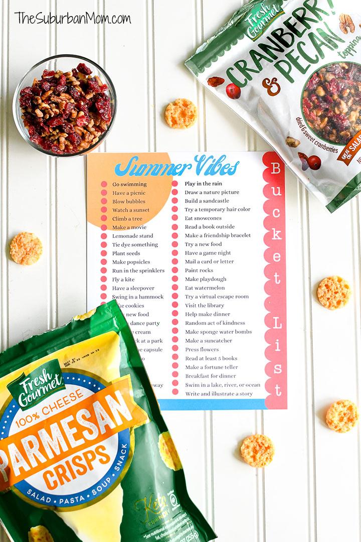 Summer Bucket List For Kids 2