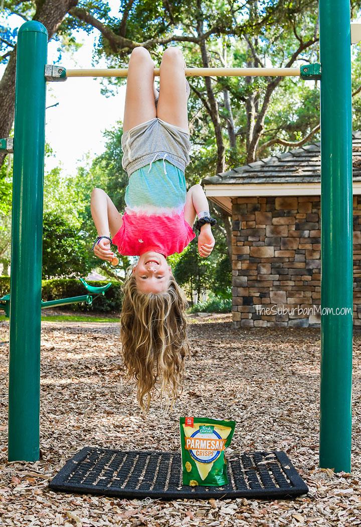 Summer Bucket List Ideas For Kids - Snack at Park