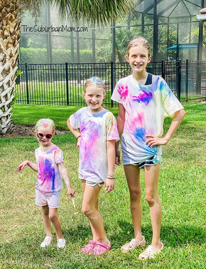 Summer Party - Color War