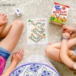 Free Printable Summer Board Game