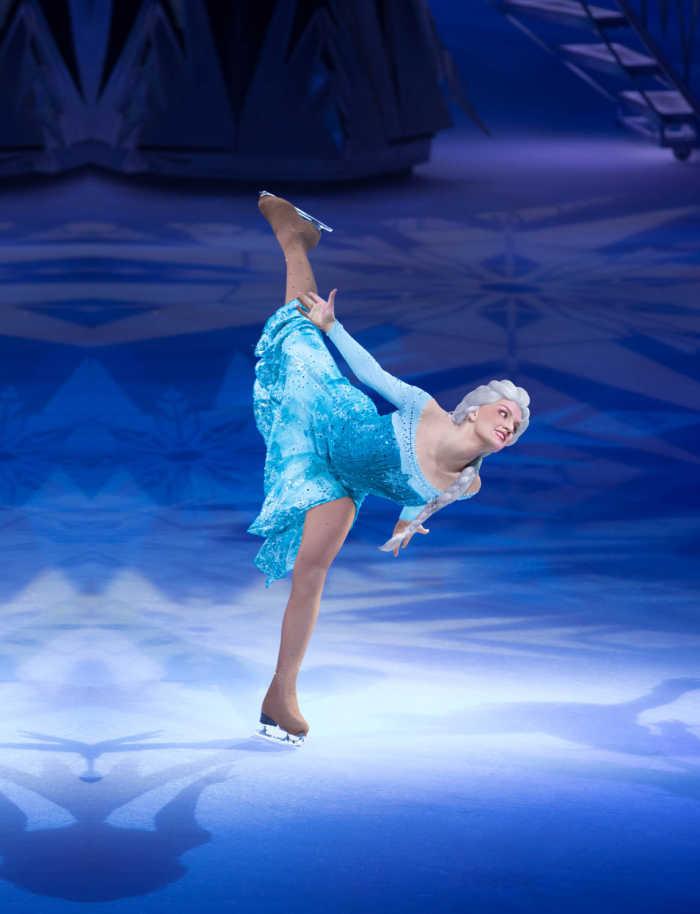 Disney on Ice Elsa