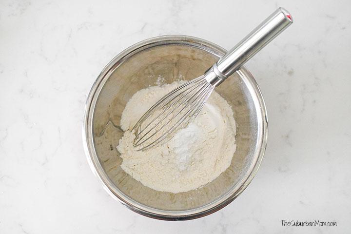 Whisk Flour
