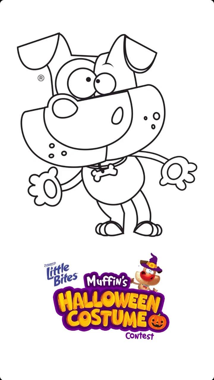 Entenmann's Muffin's Halloween Costume contest