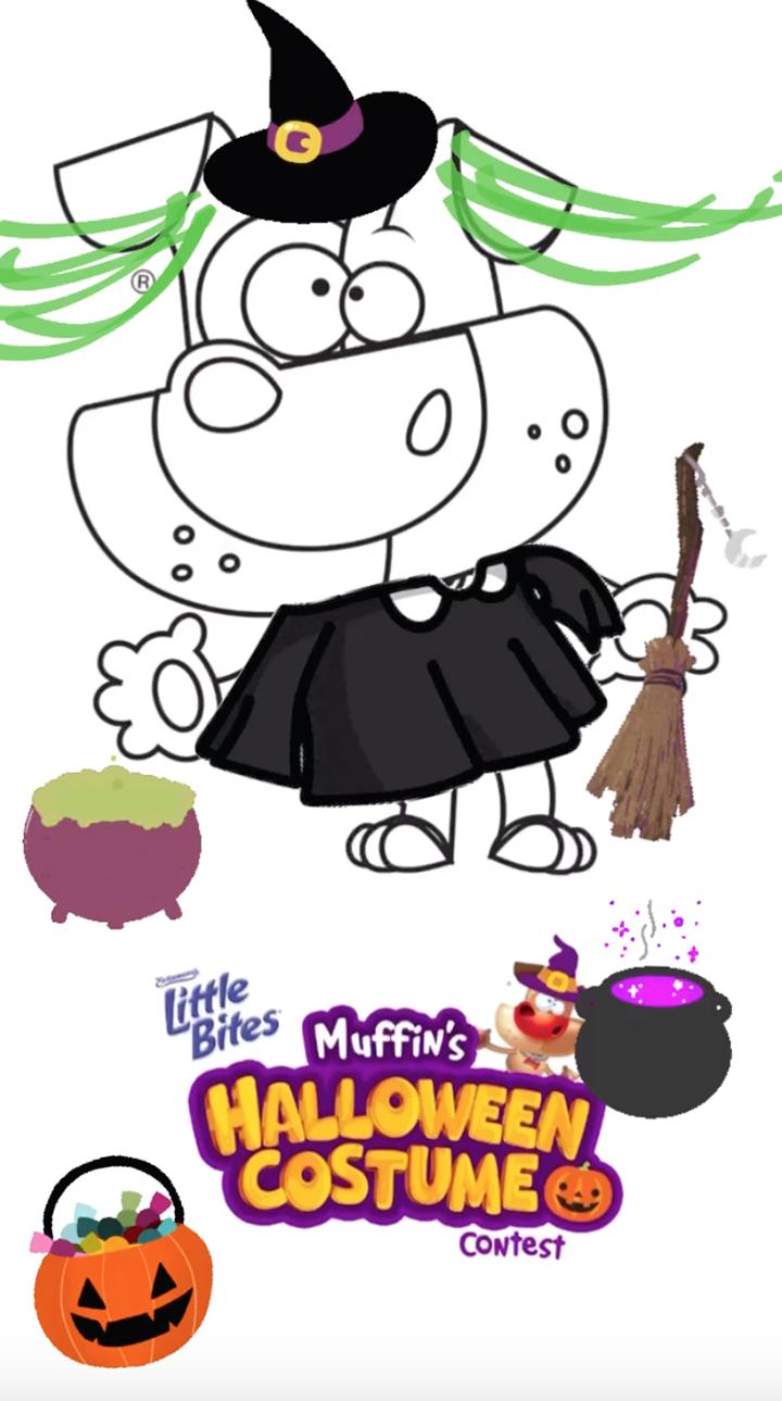 Little Bites Halloween Costume Contest