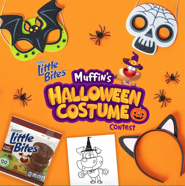 Little Bites Muffin's Halloween Costume Contest